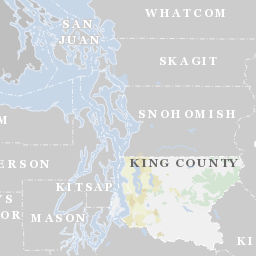 King County Assessor Map King County Parcel Viewer